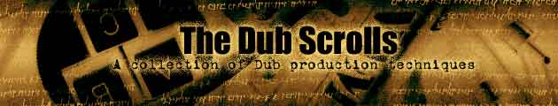 The Dub Scrolls - Bass